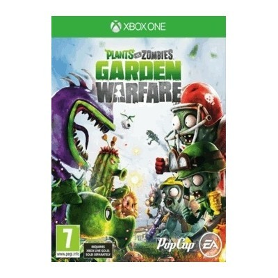 XONE - Plants vs. Zombies: Garden Warfare