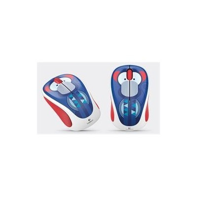 Logitech® Wireless Mouse M238 Play Collection - EMEA - MONKEY
