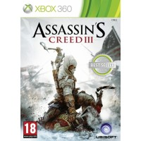 X360 - Assassins Creed III. Classic CZ
