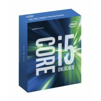 CPU INTEL Core i5-6600K (3.5GHz, LGA1151, VGA)