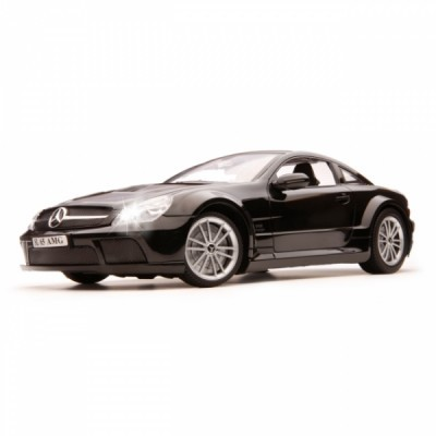 RC model Mercedes-Benz SL65 AMG s Bluetooth, černý