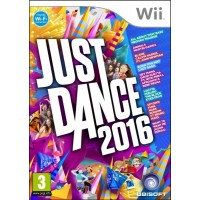 WiiU - Just Dance 2016