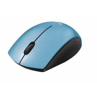 myš TRUST Ovi Wireless Micro Mouse - blue