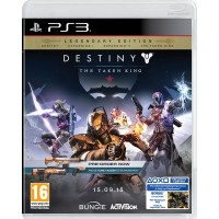 PS3 - Destiny: The Taken King