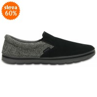 Crocs Men's Norlin Herringbone Slip-on