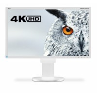 "27"" LED NEC EA275UHD- UHD,IPS,DP,rep,has,whi"