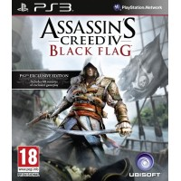 PS3 - Assassins Creed IV Black Flag