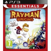 PS3 - Rayman Origins Essentials
