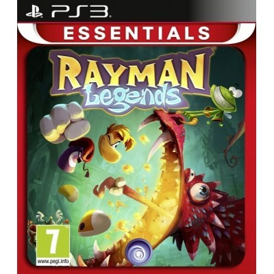 PS3 - Rayman Legends