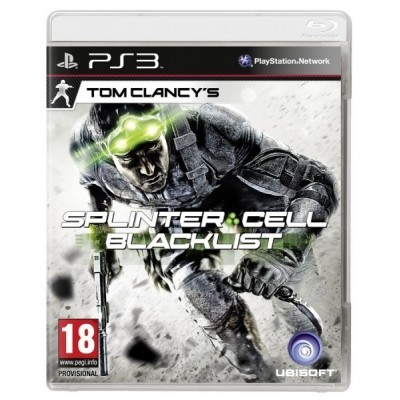 PS3 - TC Splinter Cell Blacklist