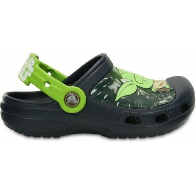 Crocs Star Wars Yoda Clog Kids Navy, J1 (32-33)