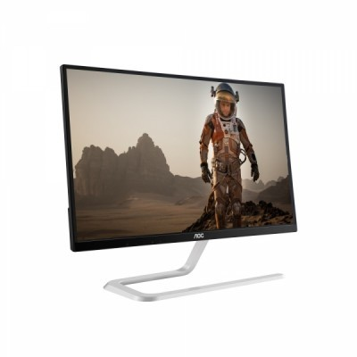 "24"" LED AOC I2481FXH-FHD,IPS,2xHDMI,borderless"