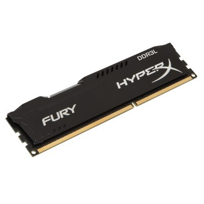 8GB DDR3L-1866MHz Kingston HyperX Fury Black