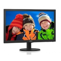"22"" LED Philips 223V5LHSB2- FHD,HDMI"