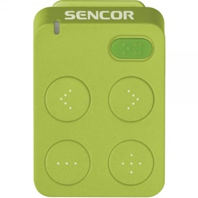 MP3 SENCOR SFP 1460 DG 4GB GREEN