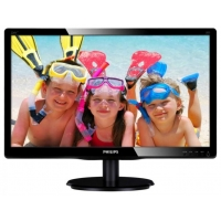 "Philips LCD 226V4LAB 21,5""wide/1920x1080/5ms/10mil:1/DVI/LED/repro (226V4LAB/00)"