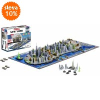 4D City Puzzle - New York