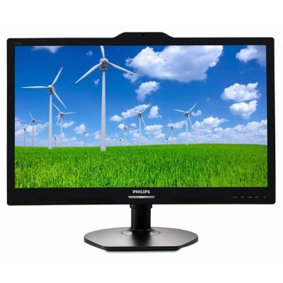 "22"" LED Philips 221S6QYKMB-FHD,IPS,DP,piv,rep,cam"