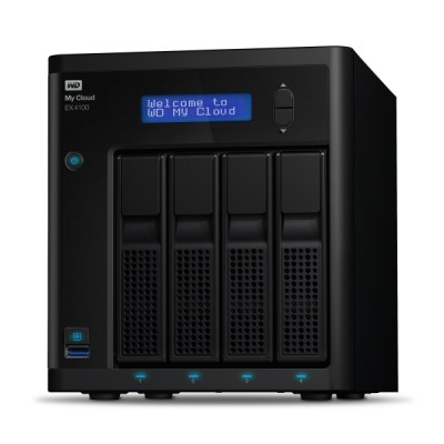 NAS server WD My Cloud EX4100, 8TB