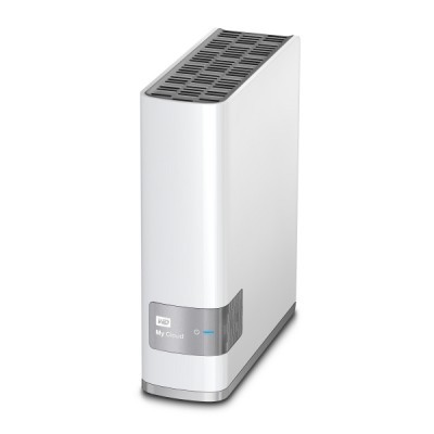 "NAS 3.5"" WD My Cloud Personal Storage 4TB LAN"