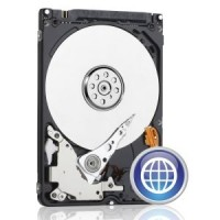 HDD 2,5'' 750GB WD7500LPCX Blue SATAIII 5.4k 16MB