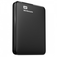 "Ext. HDD 2.5"" WD Elements Portable 2TB USB"