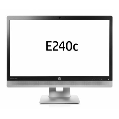 "HP E240c 23.8"" IPS 1920x1080/250/1000:1/VGA/HDMI/DP/7ms"