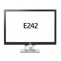 "HP E242 24"" IPS 1920x1200/250/1000:1/VGA/DP/HDMI/7ms"