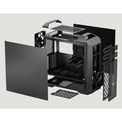 CoolerMaster case miditower Master Case 5, ATX,