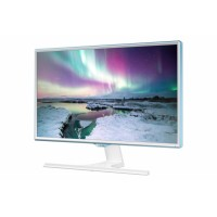"27"" LED Samsung S27E370 - FHD, PLS, HDMI,DP, bezdr"