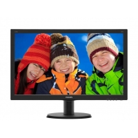 "Trhák 24"" LED Philips 240V5QDAB - FHD,IPS,HDMI,rep"