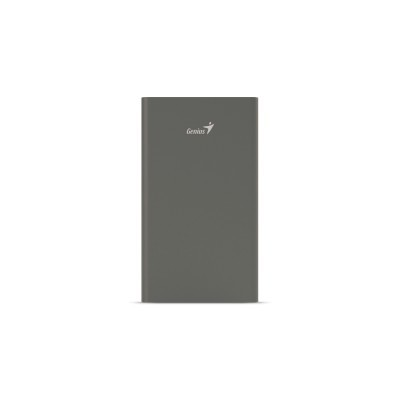 GENIUS power bank ECO-u540, 5 400 mAh gray