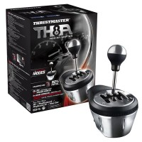 Thrustmaster Řadící páka TH8A Shifter Add-On pro PC, PS3, PS4 a Xbox One (4060059)