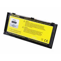 Aku Dell Precision M4600 6600mAh Li-Ion 10,8V