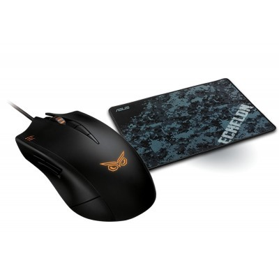 ASUS STRIX Claw Dark gaming mouse + dárek Echelon gaming pad za 1 CZK/0,05 EUR