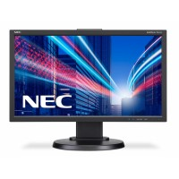 "20"" LED NEC E203Wi-1600x900,IPS,DP,piv,white"
