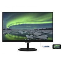 "23"" LED Philips 237E7QDSB-FHD,IPS,DVI,HDMI,slim"