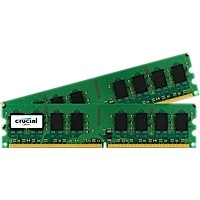 4GB DDR2-1066 MHz Crucial CL7, kit 2x2GB
