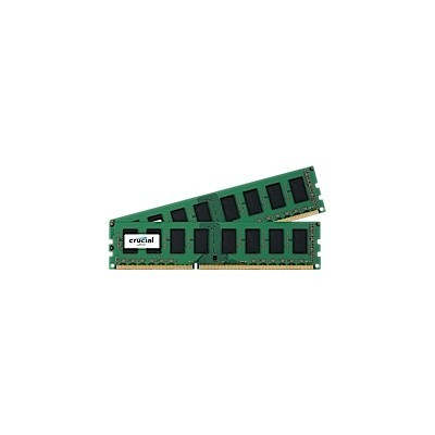 8GB DDR3L - 1600 MHz Crucial CL11 SR UDIMM kit 1.35V/1.5V, 2x4GB