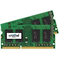 SO-DIMM kit 2GB DDR3L - 1600 MHz Crucial CL11, 2x1GB