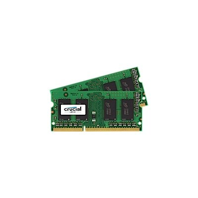 SO-DIMM kit 8GB DDR3L - 1600 MHz Crucial CL11 1.35V/1.5V, 2x4GB