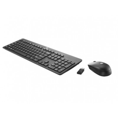 HP Slim Wireless KB and Mouse - SK