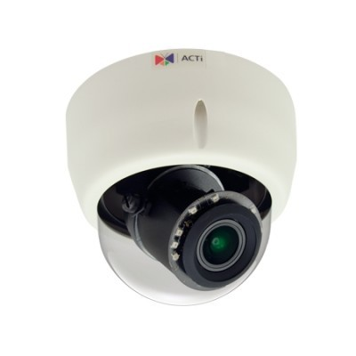 ACTi E618,Z.Dome,3M,ID,f3.1-13.3mm,PoE,WDR,IR