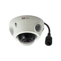 ACTi E929,MiniFiE.Dome,3M,OD,f1.19mm,PoE,WDR,IR