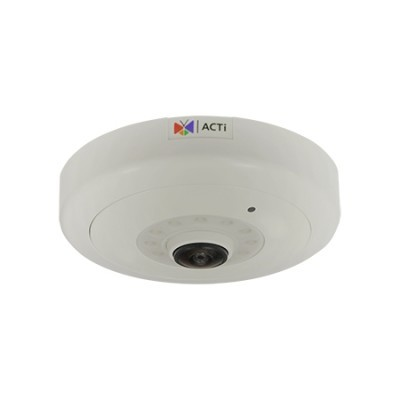 ACTi B511,Hs.Dome,12M,ID,f1.3mm,PoE/DC,WDR,IR