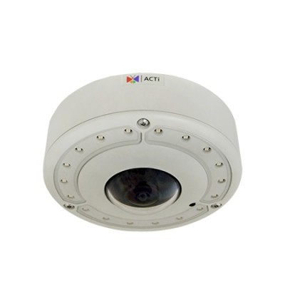 ACTi B74,Hs.Dome,6M,OD,f1.3mm,PoE/DC,WDR,IR