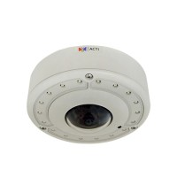 ACTi B76,Hs.Dome,12M,OD,f1.3mm,PoE/DC,WDR,IR
