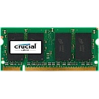 SO-DIMM 1GB DDR-400MHz Crucial CL3