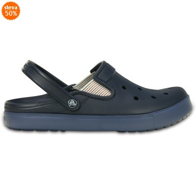 Crocs CitiLane Flash Clog - Navy/Bijou Blue, M8/W10 (41-42)