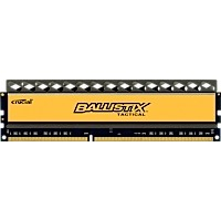 4GB DDR3 - 1866 MHz Crucial Ballistix Tactical CL9 UDIMM 1,5V